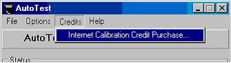 Calibration Credit-2